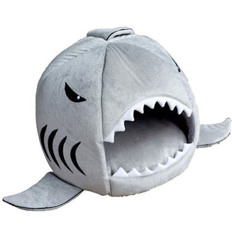 shark dog bed shark dog bed