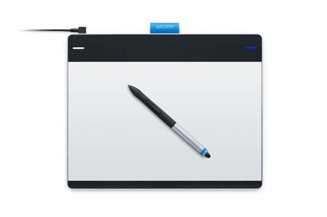 tavola grafica bamboo wacom intuos pen and touch small medium tablet review