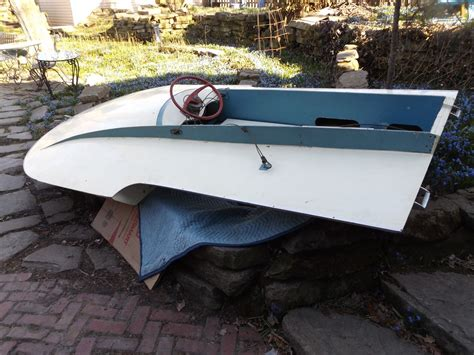 hydroplane boat homemade hydroplane 1960 for sale for 1 200 boats from