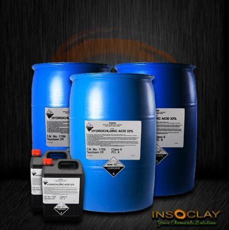 Chemical Pembersih Ac Jual Cairan Pembersih Hydrochloric Acid 32 Harga Murah