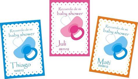 Recuerdo Para Baby Shower by Magn 233 Tico De Recuerdo Para Baby Shower Y Bautizo
