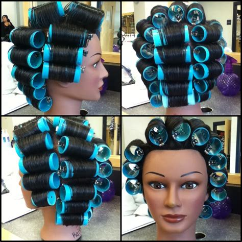 different ways to wrap perms curvature perm wrap my creations pinterest