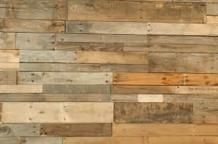 recycled pallet wood panels