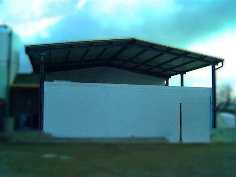 capannoni in ferro zincato bruno acciai capannone in ferro zincato con copertura