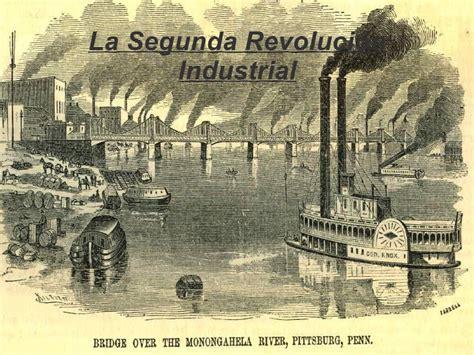 derrumbe de la segunda la segunda revoluci 243 n industrial
