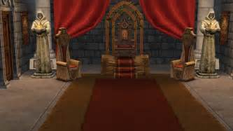 Castle Throne Room by Castle Throne Room