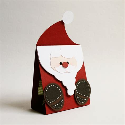mini christmas gift bag quot santa claus quot