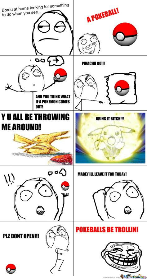 Pokeball Meme - bad pokeball by krazy meme center