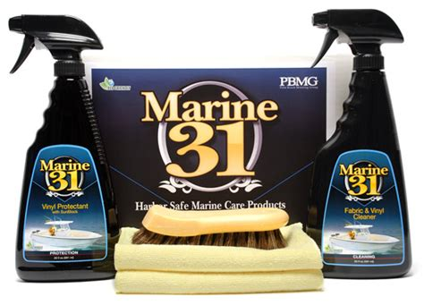 boat seat cleaner and protectant marine 31 vinyl cleaner protectant kit