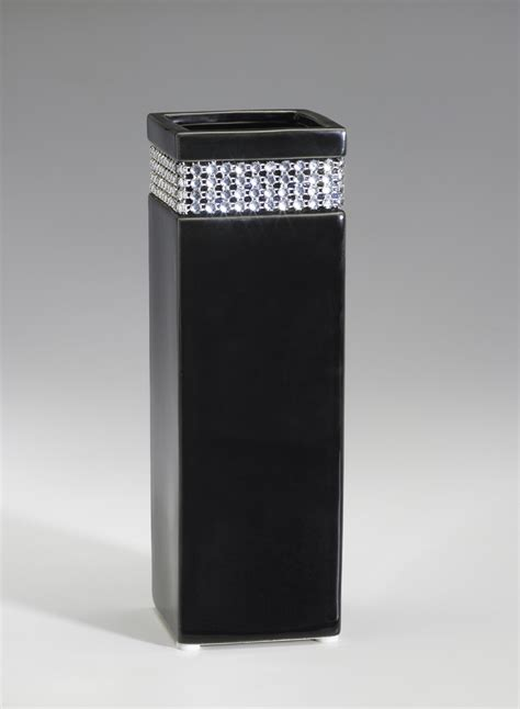Black Square Vases Cheap by Product Up