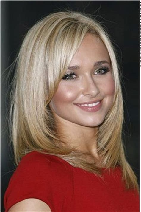 medium length hairstyles for necks best 25 face framing layers ideas on pinterest