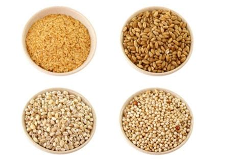 whole grains rich in protein protein rich foods for