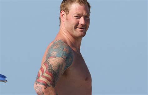 jeremy shockey bald eagle the worst tattoos in nfl