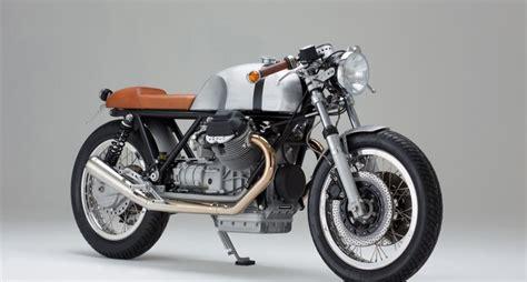 Schweizer Motorrad Magazin by Schweizer Sch 252 Mli Kaffeemaschine Guzzi Cafe Racer 8
