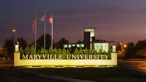 design graphics maryville maryville university cus signage services work