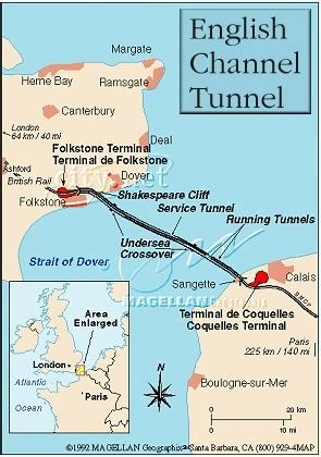 cool images english channel tunnel
