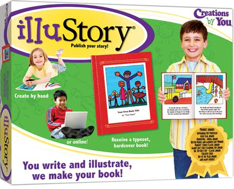 create your own picture book illustory write illustrate your own book chimeric inc