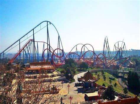 shambhala portaventura roller coasters theme parks