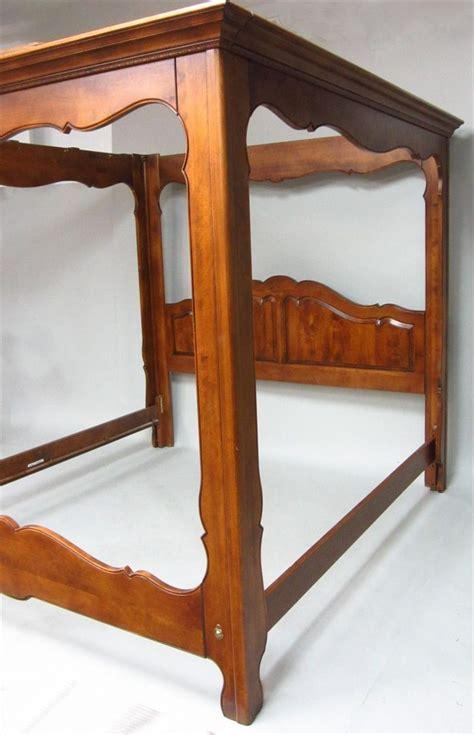 ethan allen bed ethan allen canopy bed lookup beforebuying
