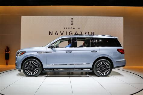 2020 Lincoln Navigator by Lincoln 2020 Lincoln Navigator Black Label Is A