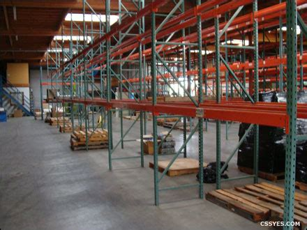 industrial storage racks san diego orange county and los