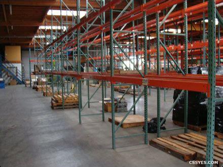 used warehouse shelving racks industrial storage racks san diego orange county and los angeles