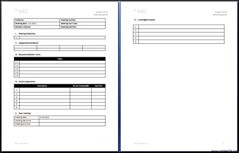 workshop agenda template workshop agenda template microsoft word template