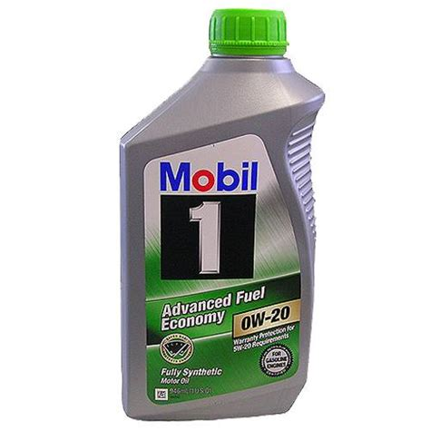 mobil 1 synthetic 19264761 0w20 mobil 1 synthetic qt