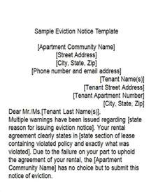Sle Dispute Letter To Apartment Complex Apartment Eviction In 28 Images 32 Eviction Notice Templates Oklahoma Apartment Complex