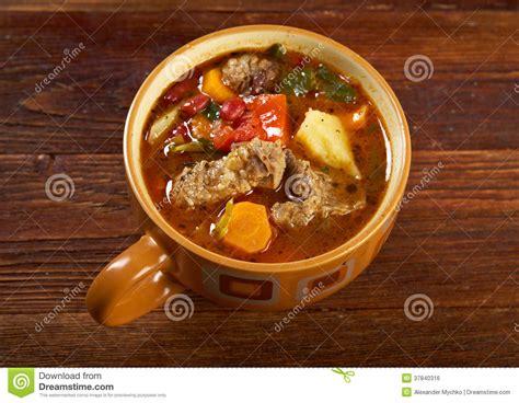 eintopf plat allemand traditionnel de cuisine image
