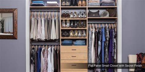 Closet Kent Wa by Custom Closets Designs Walk In Small Closet