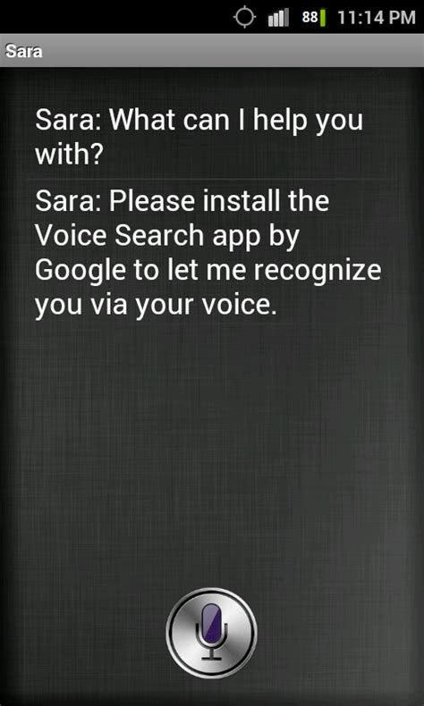 siri app for android siri for android voice assistant iphone siri clone app android advices