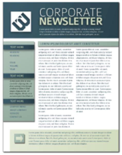newsletter templates free lucidpress