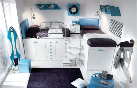 cool teen beds cool loft bed for teenage boys room idea teenage bedroom