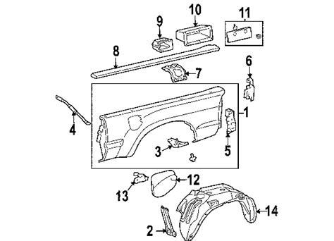 toyota tacoma parts diagram 2015 toyota tacoma parts camelback toyota parts
