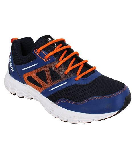 reebok navy blue sports shoes available at snapdeal for rs