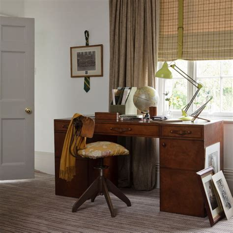 vintage home decor uk top 38 retro home office designs