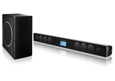 powerful home theater soundbar system wireless bluetooth