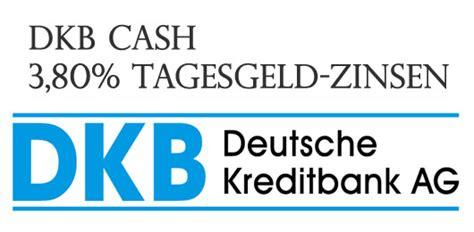dkb bank ag dkb deutsche kreditbank ag kredite und tagesgeld ab 3 6