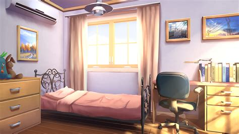 background bedroom cozy bedroom by badriel on deviantart anime pinterest
