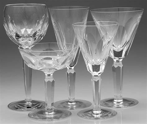 waterford pattern history waterford crystal history at replacements