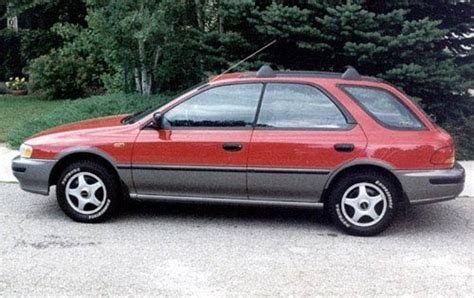 car owners manuals for sale 1995 subaru impreza head up display used 1996 subaru impreza for sale pricing features edmunds