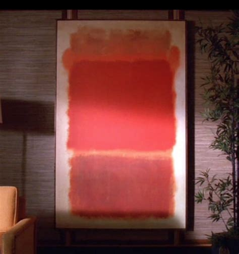 the mad men art of japan in bertram cooper s office modern art what is the title of the mark rothko painting
