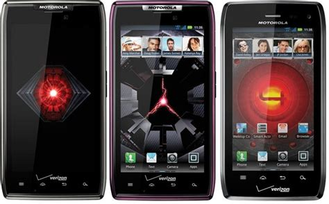 android razr maxx motorola droid 4 and droid razr maxx announced ubergizmo