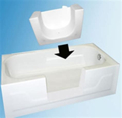 Tub Cut Out Insert accessible bathtubs an amazing diversity homeability