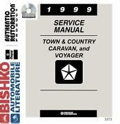 Chrysler Town And Country Owners Manual Ebay