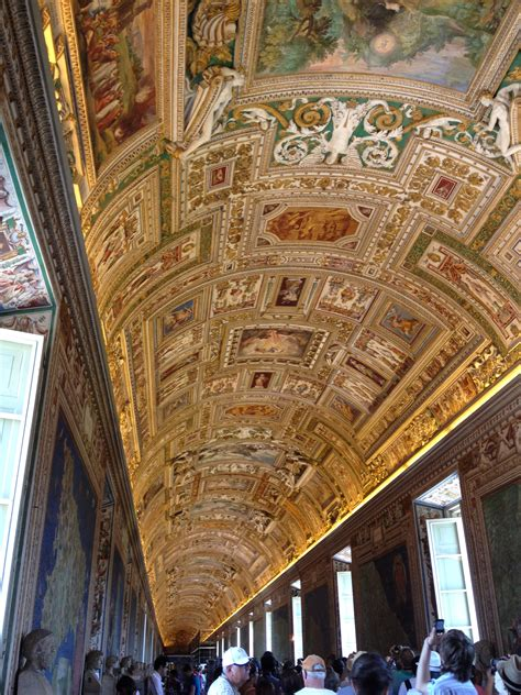 Vatican Museum Ceiling by 301 Moved Permanently