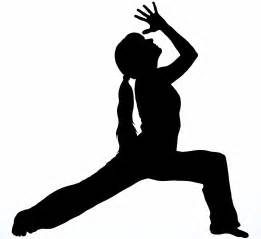 Free yoga clipart silhouette yoga silhouette stock photos images