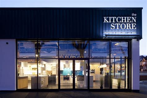 kitchens store the kitchen store by designlsm hove uk 187 retail design blog