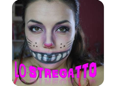 kiki makeup tutorial quotes halloween make up tutorial n 1 lo stregatto in